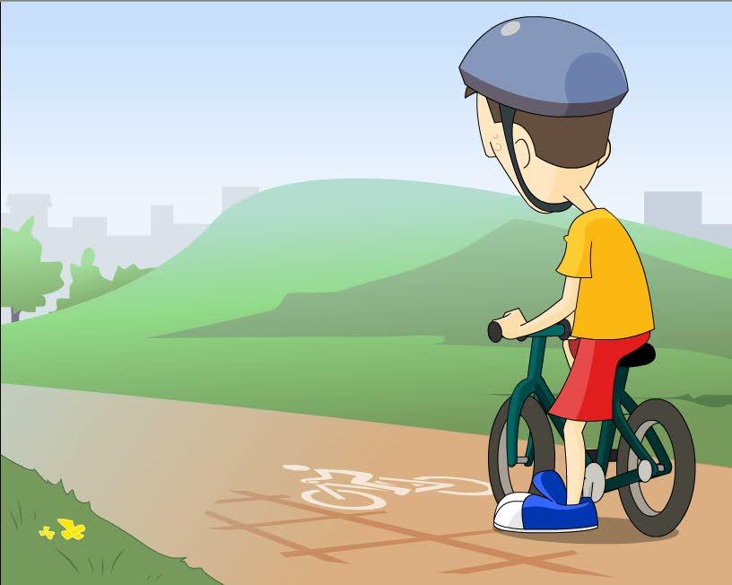 Jo pedone cartone animato interattivo educazione stradale